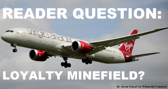 Reader Question Loyalty Minefield