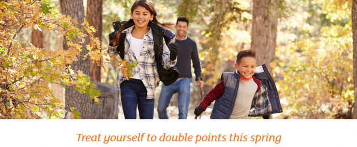 IHG Rewards Club Holiday Inn Club Vacations Double Points March 1 - June 29 2017