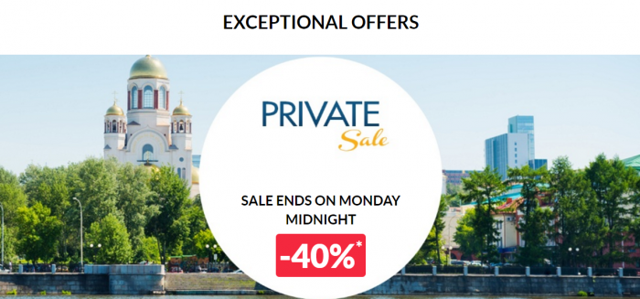 Le Club AccorHotels Private Sales
