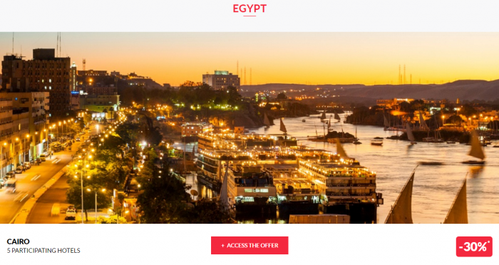 Le Club AccorHotels Private Sales F22 Egypt 1