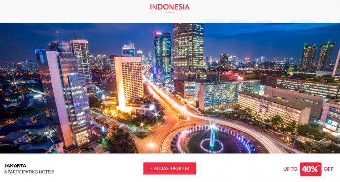 Le Club AccorHotels Private Sales Indonesia 1