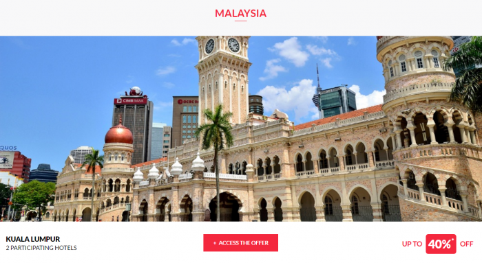 Le Club AccorHotels Private Sales Malaysia 1
