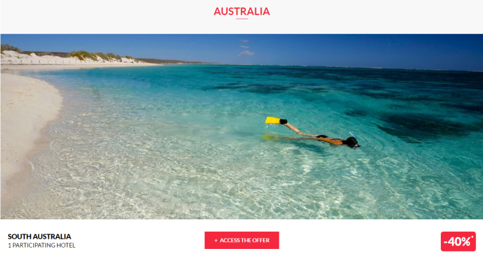 Le Club AccorHotels Worldwide Up To 50 Percent Off Private Sales February 1 2017 Australia 1