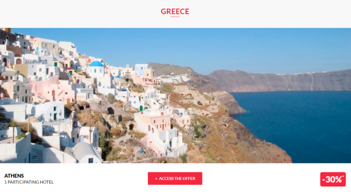 Le Club AccorHotels Worldwide Up To 50 Percent Off Private Sales February 1 2017 Greece 1