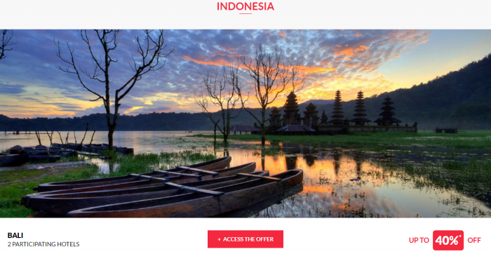 Le Club AccorHotels Worldwide Up To 50 Percent Off Private Sales February 1 2017 Indonesia 1