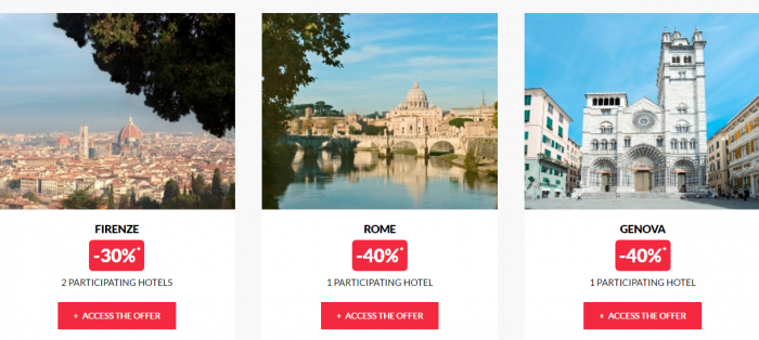 Le Club AccorHotels Worldwide Up To 50 Percent Off Private Sales February 15 Italy 2
