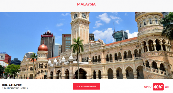 Le Club AccorHotels Worldwide Up To 50 Percent Off Private Sales February 15 Malaysia 1