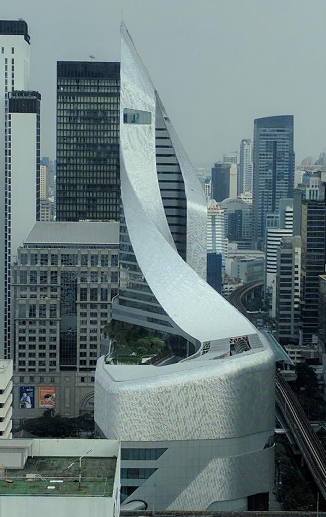 Park Hyatt Bangkok Fire