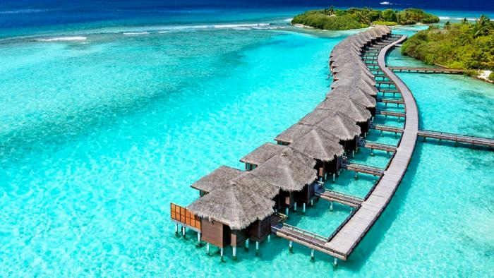 Reader Question Sheraton Full Moon Maldives Main & Kid Pools Bar Closed