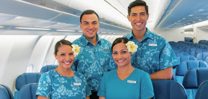 Hawaiian Flight Diversion