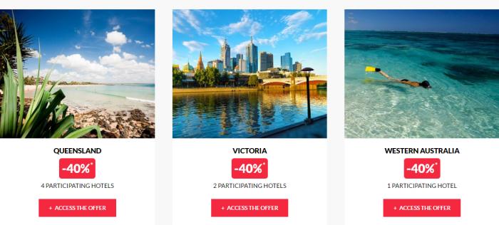 Le Club AccorHotels Worldwide Private Sales March 15 2017 Australia 2