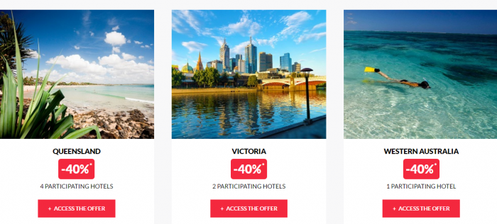 Le Club AccorHotels Worldwide Private Sales March 9 2017 Australia 2