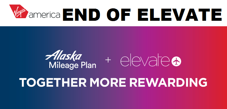 The End Of Elevate