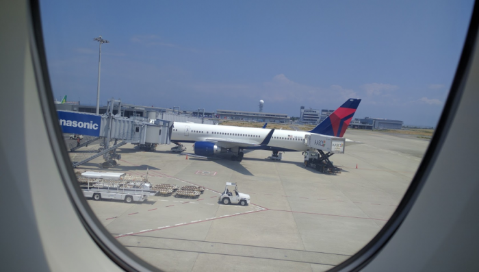 Delta Air Marshall