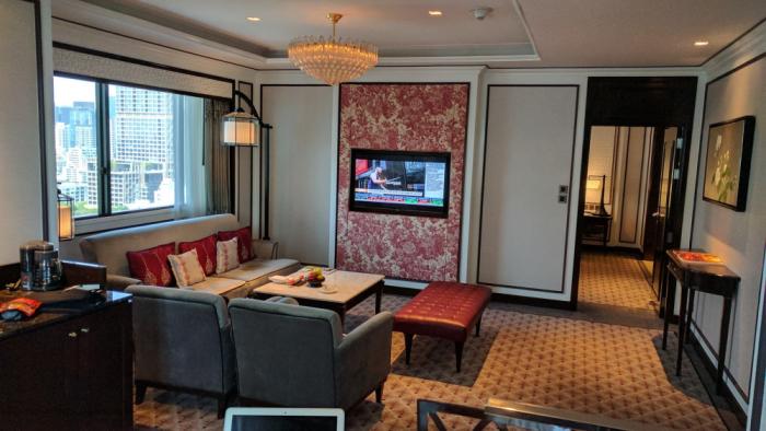 Fabulous Fridays Great Club & Platinum Benefits Plaza Athenee Bangkok Suite