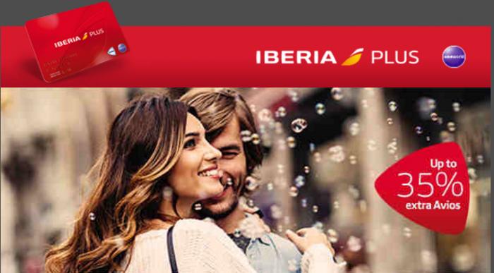 Iberia Plus Buy Avios Up To 35 Percent Bonus April 2017