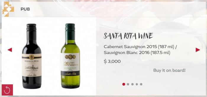 LATAM Chile Mercado LATAM Wine