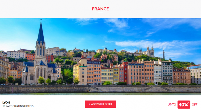 Le Club AcccorHotels Worldwide Up To 50 Percent Off Private Sales April 20 France 1