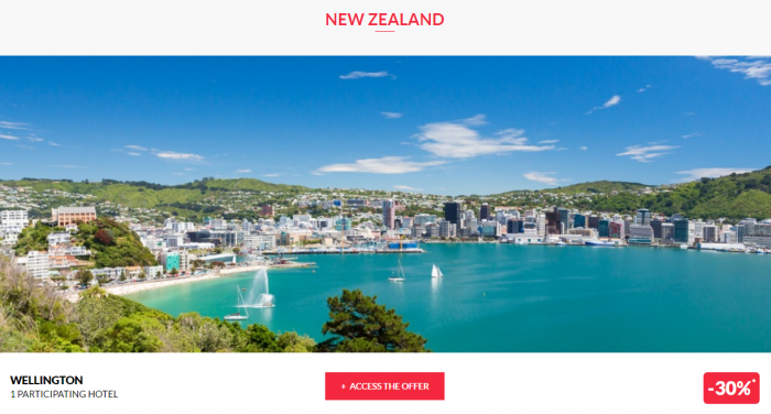 Le Club AcccorHotels Worldwide Up To 50 Percent Off Private Sales April 20 New Zealand 1