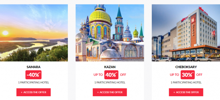 Le Club AcccorHotels Worldwide Up To 50 Percent Off Private Sales April 20 Russia 3