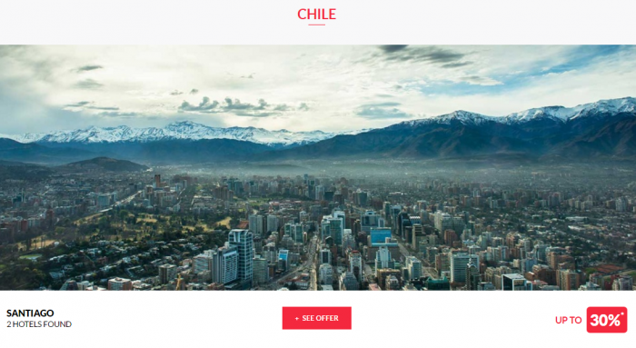 Le Club AcccorHotels Worldwide Up To 50 Percent Off Private Sales April 27 Chile 1