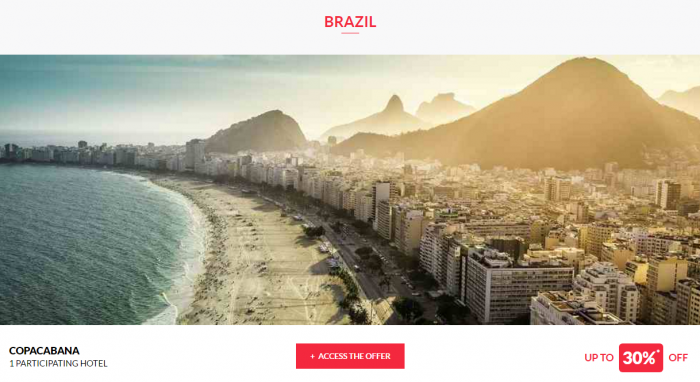 Le Club AcccorHotels Worldwide Up To 50 Percent Off Private Sales April 5 Brazil 1
