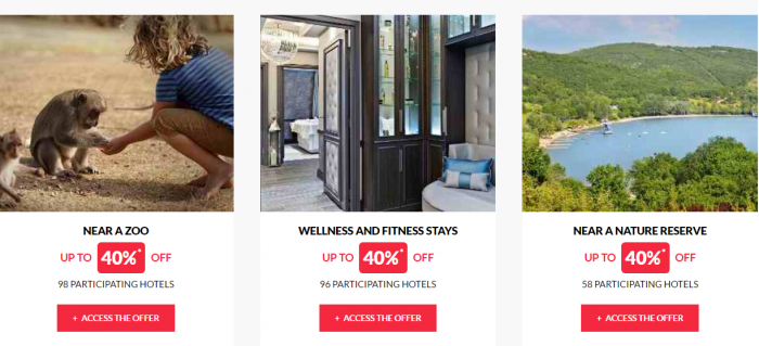 Le Club AcccorHotels Worldwide Up To 50 Percent Off Private Sales April 5 France 2