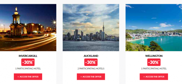 Le Club AcccorHotels Worldwide Up To 50 Percent Off Private Sales April 5 New Zealand 2