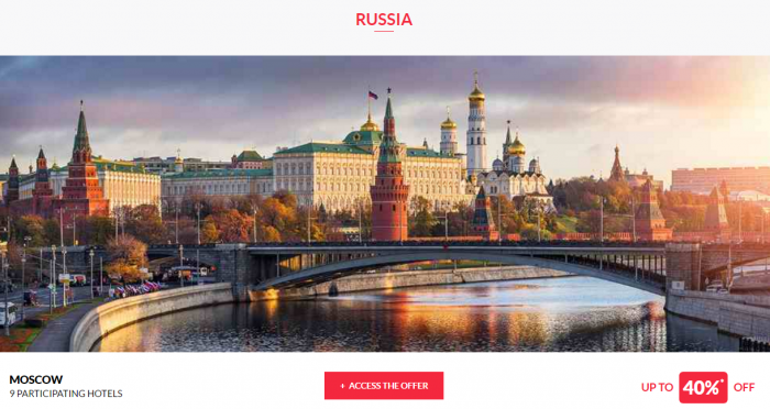 Le Club AcccorHotels Worldwide Up To 50 Percent Off Private Sales April 5 Russia 1