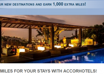 Le Club AccorHotels Lufthansa Miles&More Triple Miles May 1 - July 31 2017