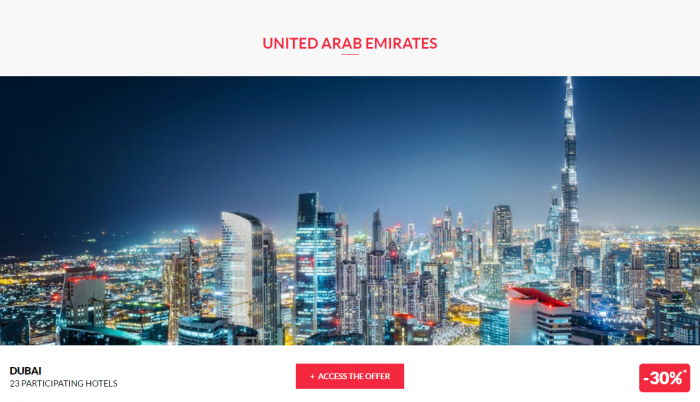 Le Club AccorHotels Private Sales April 13 UAE 1