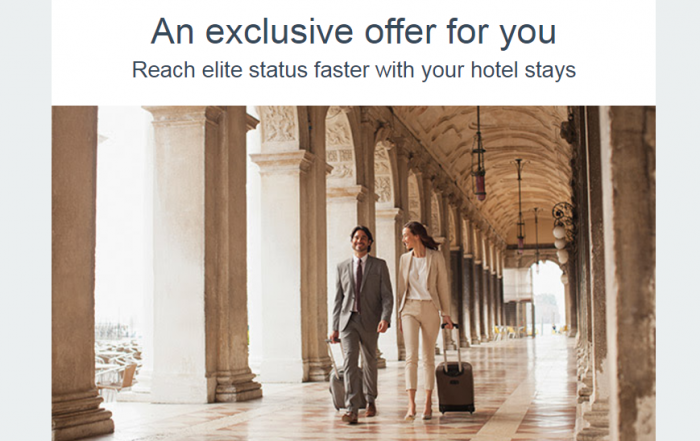 American Airlines AAdvantage Hotel Promo