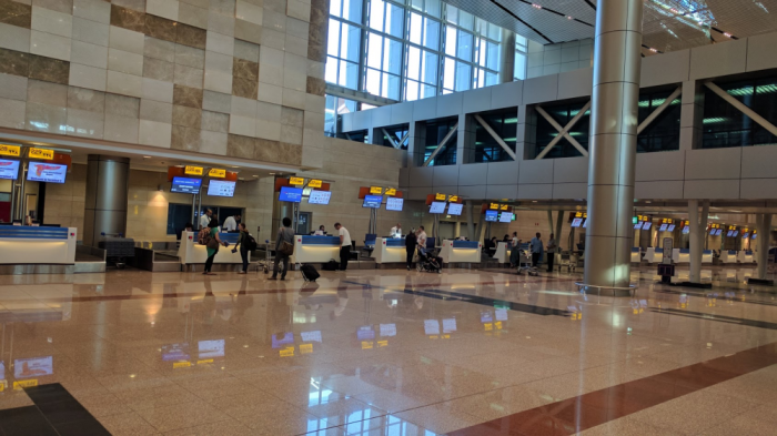 British Airways Electronics Ban Cairo