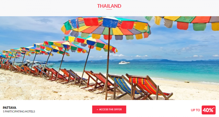 Le Club AccorHotels Private Sales May 10 2017 Thailand 1