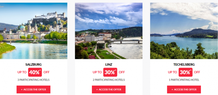 Le Club AccorHotels Private Sales May 17 Austria 2