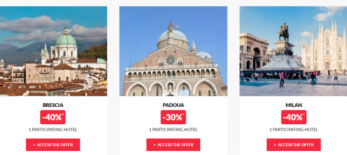 Le Club AccorHotels Private Sales May 17 Italy 3