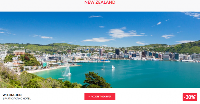 Le Club AccorHotels Private Sales May 17 New Zealand 1