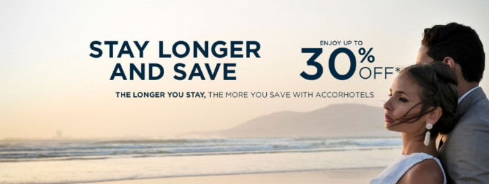 Le Club AccorHotels Sofitel & Pullman Up To 30 Percent Off Sale For Stays Until September 30 2017