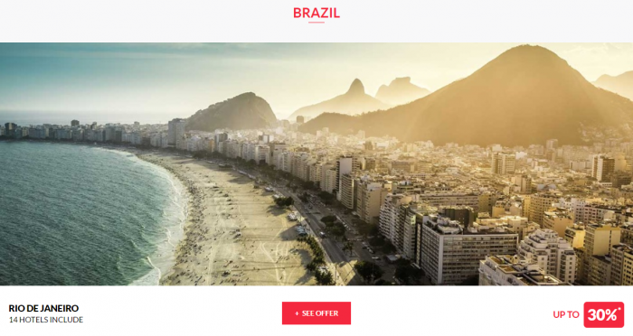 Le Club AccorHotels Worldwide Private Sales May 24 2017 Brazil 1