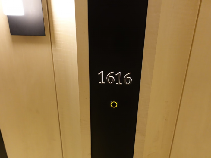 Park Hyatt Bangkok - Executive Suite 1616