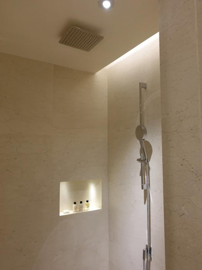 Park Hyatt Bangkok - Executive Suite 1616 - Bathroom Shower