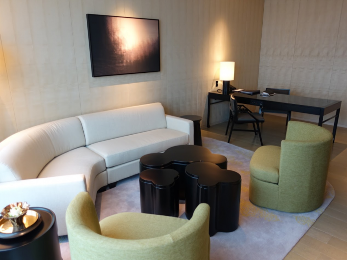 Park Hyatt Bangkok - Executive Suite 1616 - Living Room Other View