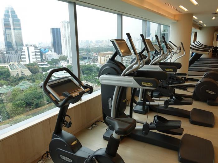 Park Hyatt Bangkok - Fitness Center - Cardio