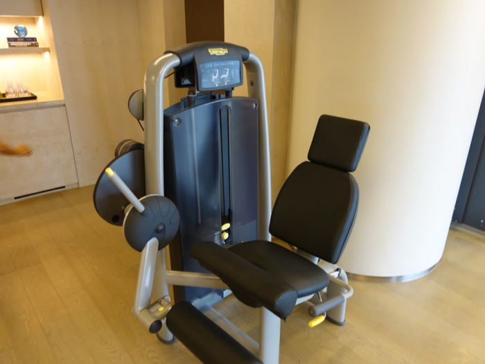 Park Hyatt Bangkok - Fitness Center - Exercise Machines More