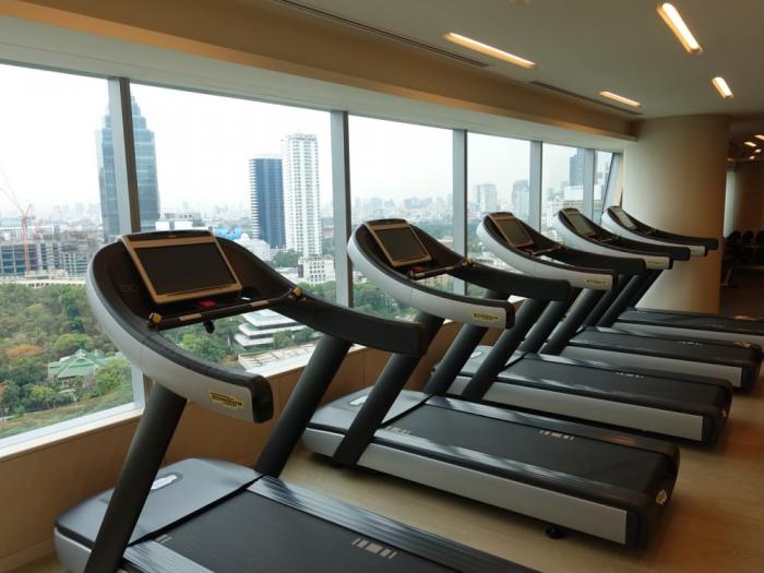 Park Hyatt Bangkok - Fitness Center - Treadmill
