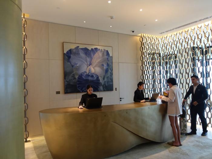Park Hyatt Bangkok - Lobby - Concierge