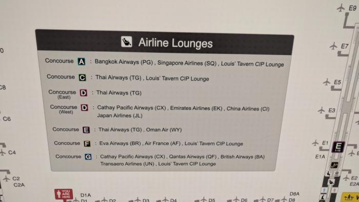 Singapore Airlines New SilverKris Lounge Suvarnabhumi Airport Lounges