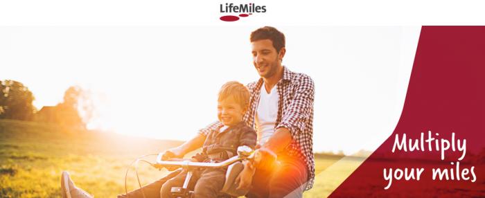 Avianca LifeMiles Multiply Your Miles Promo