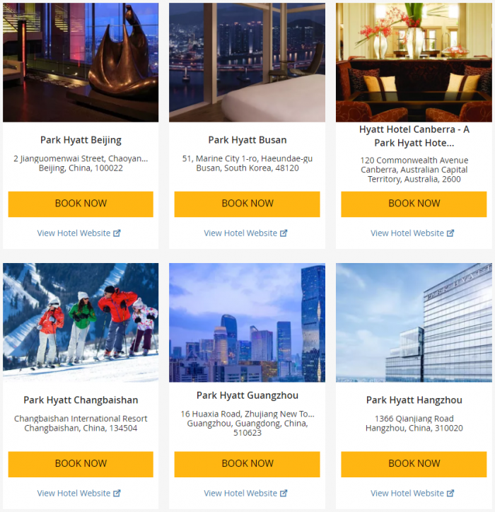 Hyatt Asia-Pacific Up To 25 Percent Off July 1 - September 3 2017 13