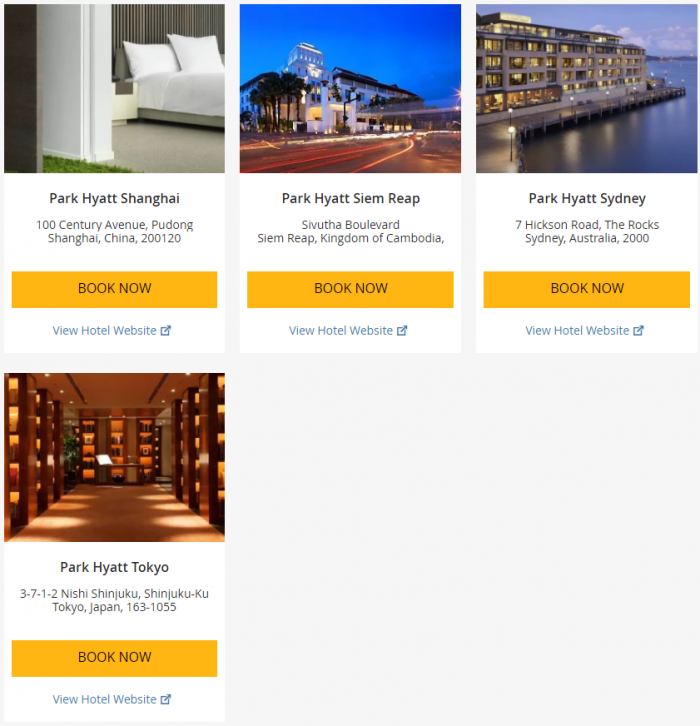 Hyatt Asia-Pacific Up To 25 Percent Off July 1 - September 3 2017 15